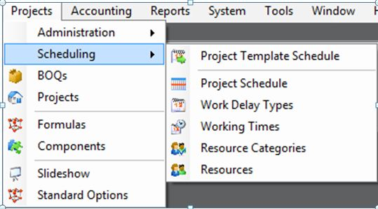 project estimating software