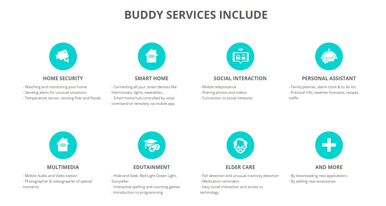 Buddy Features